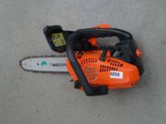 Small Timber Pro petrol powered chainsaw