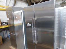 KA93NVIFP-B Siemens Side-by-side fridge-freezer