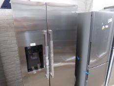 KAD93VIFPGB Bosch Side-by-side fridge-freezer