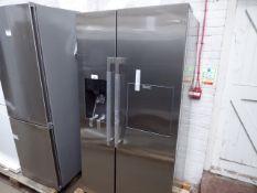 KAG93AIEPGB Bosch Side-by-side fridge-freezer