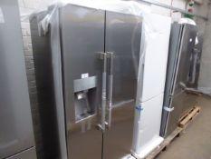 KA93IVIFPGB Siemens Side-by-side fridge-freezer