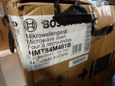 HMT84M461BB Bosch Microwave oven