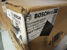 HMT75M421BB Bosch Microwave oven