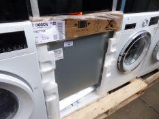 SMV50C10GBB Bosch Dishwasher fully integrated