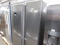 KGN39VLEAGB Bosch Free-standing fridge-freezer