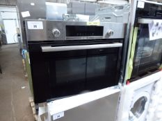 CMA585GS0BB Bosch Built-in Microwave with hot air function