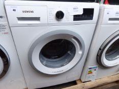 WM14N191GBB Siemens Washing machine