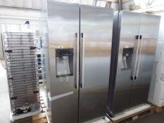 KA3923IE0GB Neff Side-by-side fridge-freezer
