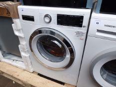 WAX32MH9GBB Bosch Washing machine