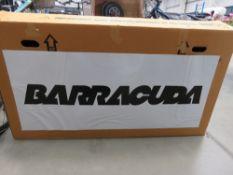 Barracuda boxed mountain bike in black