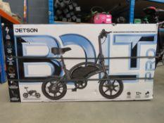 Jetson bolt pro electric bike no charger