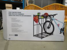 Home bike storage rack boxed