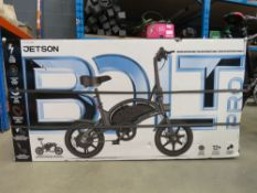 Jetson bolt pro scooter no charger