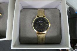 2064 Luke Henry wrist watch with box