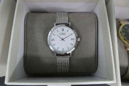 2062 Luke Henry wrist watch with box