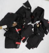 Large bag containing mixed ladies Levis skinny jeans in black