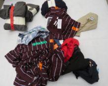Large bag of mixed mens tops incl. Calvin Klein, Kirkland, etc.