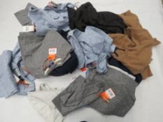 Large bag of mixed SuperDry clothing incl. tops, jumpers, etc.