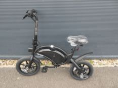 Jetson Bolt Pro electric bike, no charger
