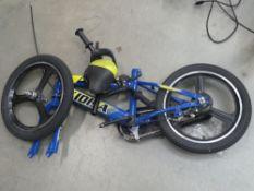 Flatpack child's bike