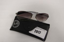 2239 - Pair of Ray Ban sunglasses with carry case