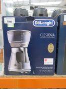 De Longhi Clessidra high quality coffee maker