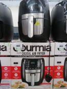 3142 Gourmia digital air fryer