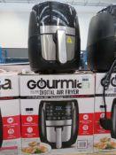 3140 Gourmia digital air fryer