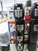 (18) 4 unboxed Gourmia digital air fryers