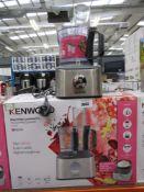 Kenwood Multi Pro Compact + food processor