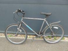 Grey Zed gents mountain bike