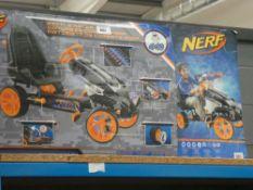 Boxed Nerf go Kart