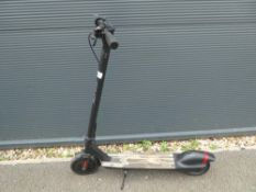 Zinc electric scooter no charger