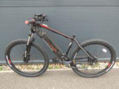 Lombardo electric bike no charger no seat