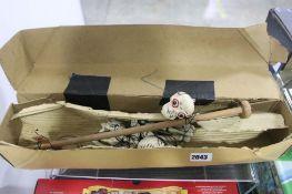 Pelham Puppet skeleton puppet