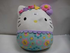 Large Hello Kitty cushion (stain to front of pillow, see photo)