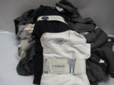 Bag containing gents loungewear sets by Jachs of New York together with polo shirt, etc