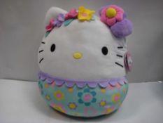 Large Hello Kitty cushion