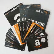 Amazon (x18) - Total face value £245