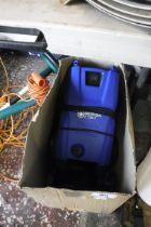 Nilfisk C120.7 electric pressure washer