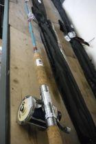 Sea fishing rod