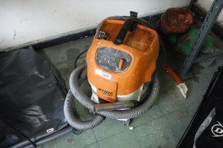 Stihl SE121 electric vacuum cleaner