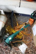 3 electric strimmers