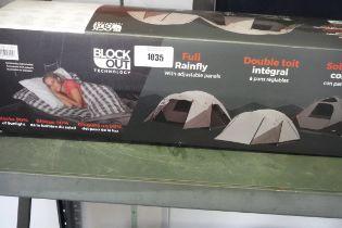 Core 6 person blackout tent