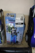 Boxed Nilfisk compact C120.7 electric pressure washer