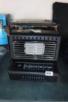 Hi Gear gas camping heater