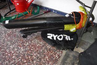 Ryobi electric leaf blower