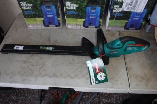 (1023) Bosch AHS55.20 cordless hedge trimmer (no battery)