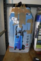 Boxed Nilfisk C110.7 electric pressure washer