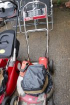 Toro push along lawn mower